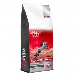 Nuba Speedy Beet Mix - wysłodki buraczane mash - worek 20kg