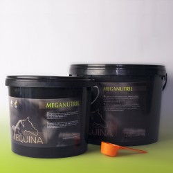 Equina Meganutril - suplement witaminowo-mineralny - 3 kg
