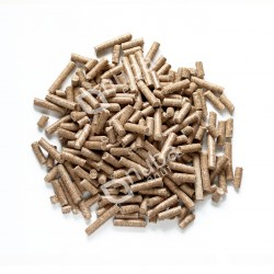 Nuba Cinna Bran - otręby pszenne z cynamonem