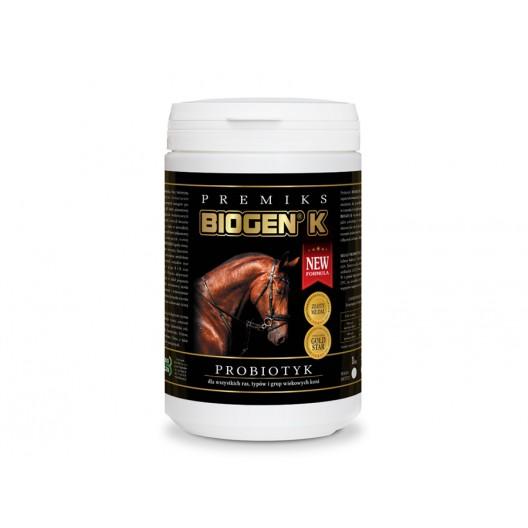 Probiotyk dla koni - Biogen K