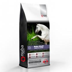 Nuba Hoof & Shine Chaff - sieczka wspomagająca zdrowy wzrost kopyt i skóry - 15kg