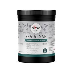 NuVena - Sea Algae 900g (Ascophyllum nodosum) - Algi dla koni