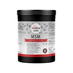 NuVena MSM 800g - Siarka organiczna dla koni