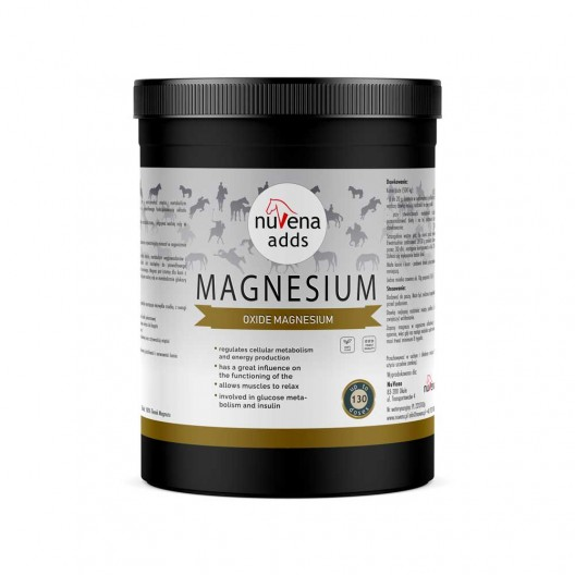 NuVena Magnesium 2000g - magnez dla koni