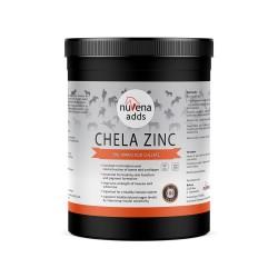 NuVena Chela Zinc 550g - cynk dla koni, chelat aminokwasowy