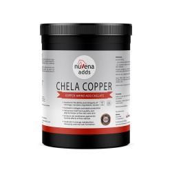 NuVena Chela Copper 550g - miedź dla koni, chelat aminokwasowy