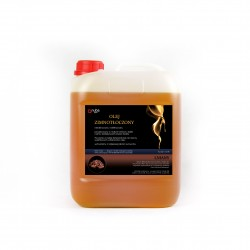 Olej Lniany Nuba Equi 5 litrów, tłoczony na zimno